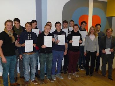 ECDL-Absolventen 2012